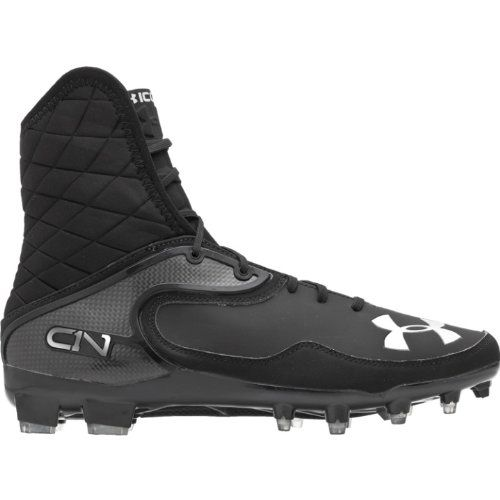 Under Armour Men's UA Cam Highlight MC Football Cleats -                     Price: $  159.99             View Available Sizes & Colors (Prices May Vary)        Buy It Now      Designed with the help and inspiration of the most explosive QB on the field: Cam Newton. Ultra-supportive, ankle-hugging CompFit® sleeve delivers an incredible, snug ...