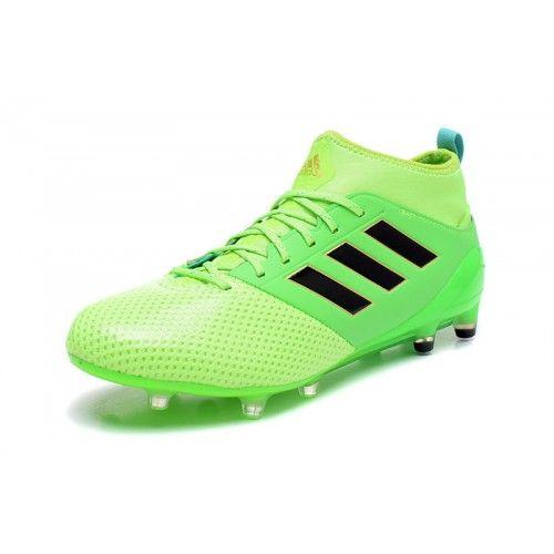 Adidas ACE 17.3 Primemesh FG - Chuteiras De Futebol Adidas ACE 17.3 Primemesh FG Verde Desconto