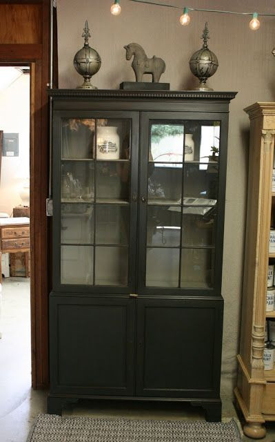 21 Best Images About Refurbished China Cabinets On