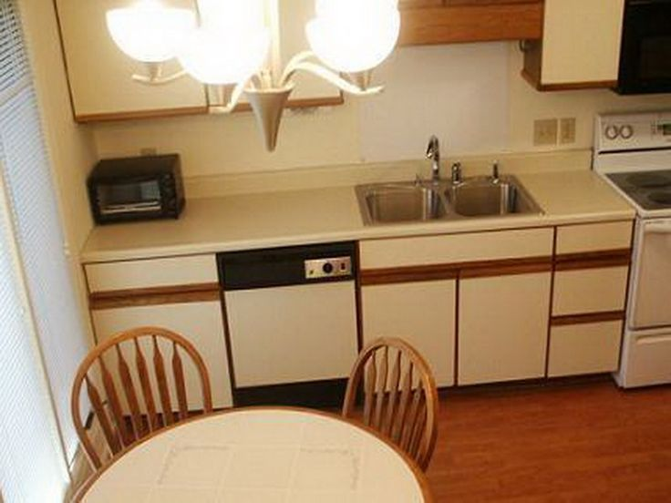 Trend Painting Laminate Cabinets Cabinets Pinterest