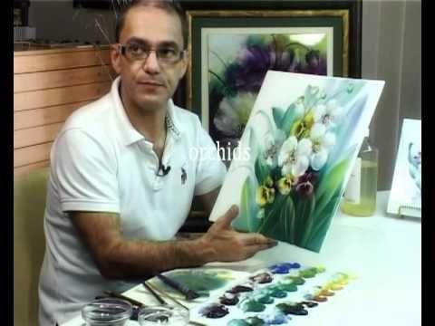 Dimostrazione di Filipe Pereira nell' atelier di Daniela Avidano - YouTube