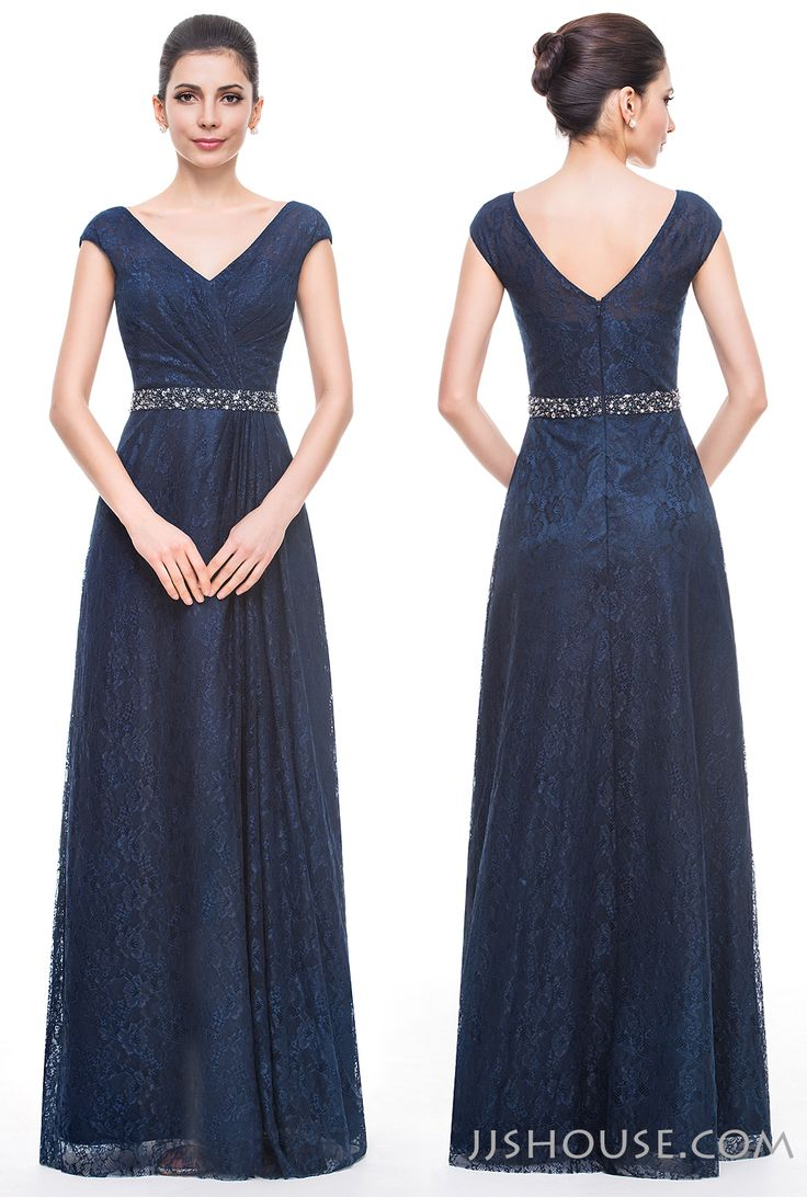 You will radiate pure elegance in this beautiful lace dress perfect for any Mother of the Bride dress! #Motherofthebridedress #Motherdress #JJsHouse #Eveningdress #Formaldress
