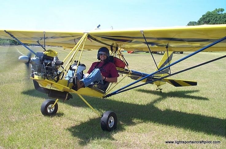 Javelin ultralight aircraft, Javelin experimental aircraft, Javelin experimental light sport aircraft (ELSA), Lightsport Aircraft Pilot News newsmagazine.