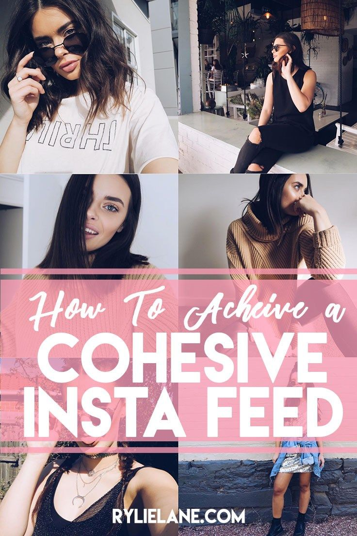 How to Edit Instagram Photos for a Cohesive Feed | Rylie Lane