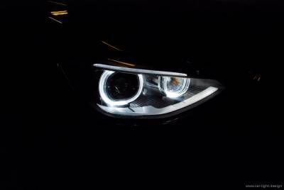 Ремонт фар BMW 116i Хорошо, когда можно отремонтировать и не приходится покупать новое или б.у.
