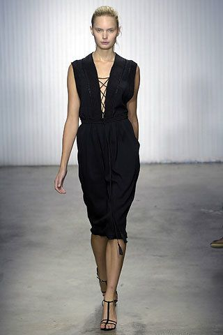 Bruce Spring 2008 Ready-to-Wear Fashion Show - Agnete Hegelund