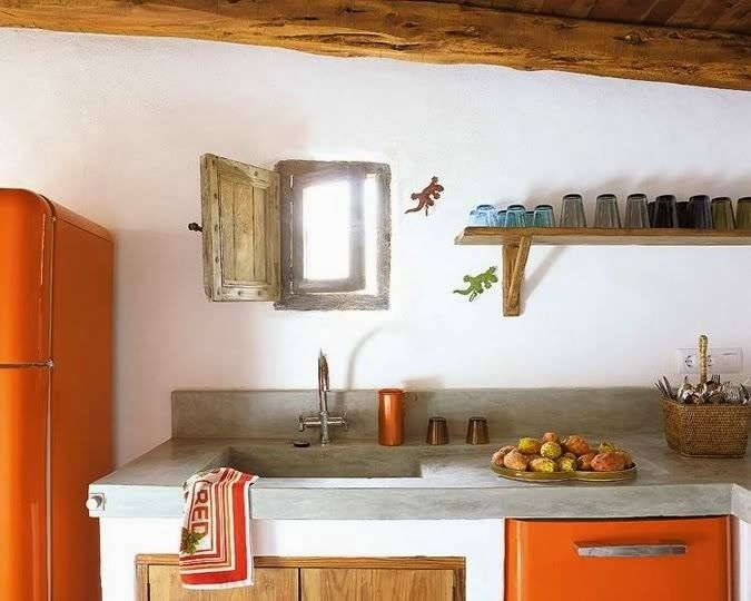 decordemon: A house in Formentera with ethnic and bohemian spirit