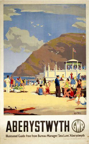 Aberystwyth - Beach