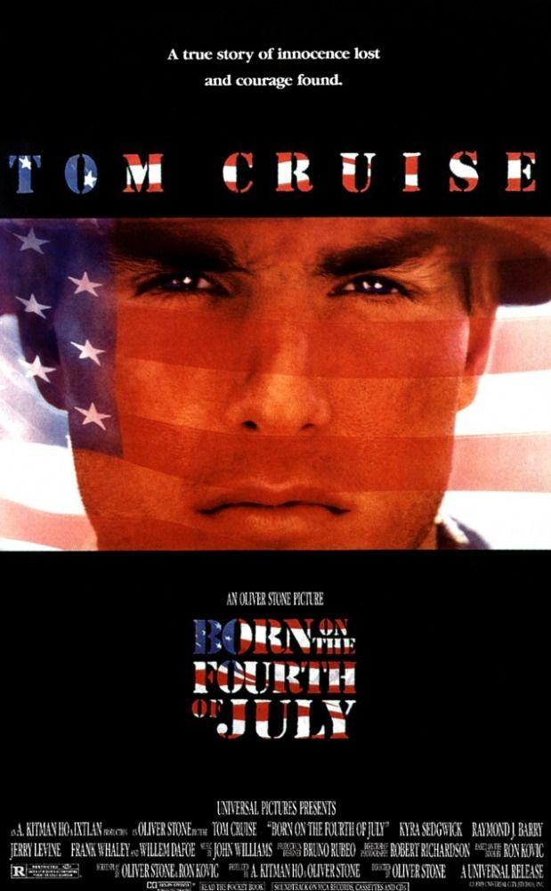 Né un 4 Juillet - Tom Cruise