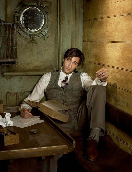 adrien brody my first crush