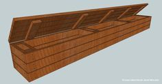 Follow the simple 8-step guide below to learn how to build a deck storage bench of your own!