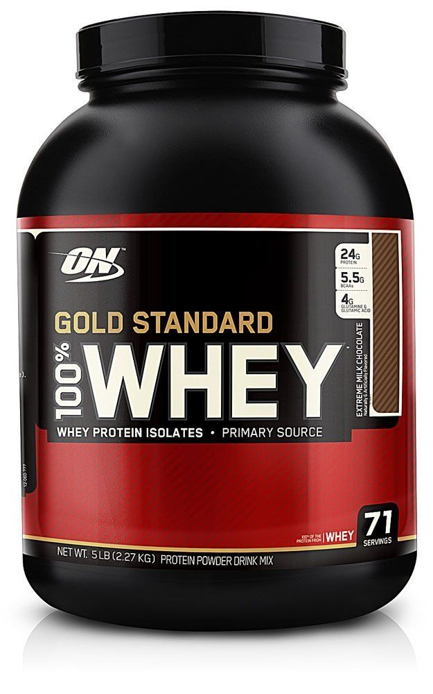 Whey Gold Standard is leading protein powder, I'm using it to for like 8 months now and it's really amazing - tastes great, really high quality protein sources, make sure to read the review! :)