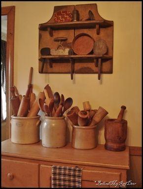 Vintage Kitchen Farmhouse