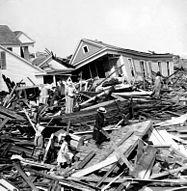 September 8, 1900 – Galveston Hurricane of 1900: a powerful hurricane hits Galveston, Texas killing about 8,000 people.