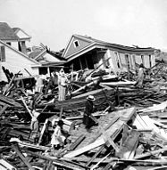 September 8, 1900 – Galveston Hurricane of 1900: a powerful hurricane hits Galveston, Texas killing about 8,000 people.