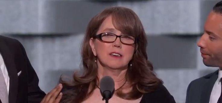 Le poignant message contre les armes d'une mère des victimes d'Orlando