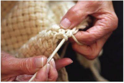 Crochet Weave?