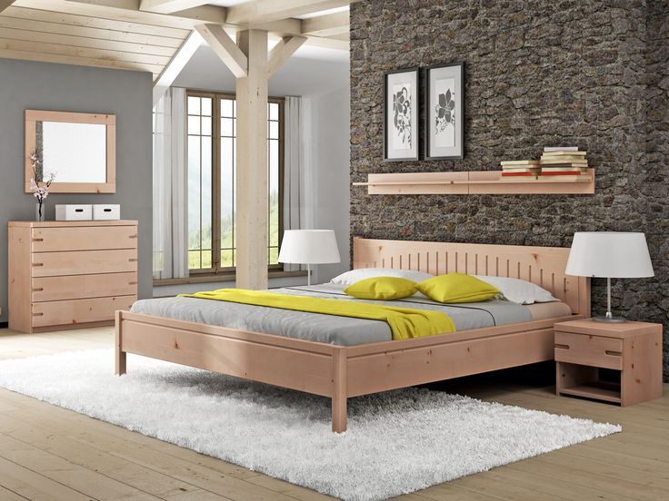 22 best Zirbenschlafzimmer images on Pinterest Bedroom, Beds and - schlafzimmer aus zirbenholz