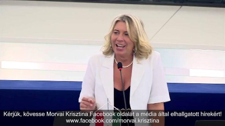 Morvai: Újra kell tárgyalni EU csatlakozási szerződésünket! https://www.youtube.com/watch?v=dkCTeCVZ2q8