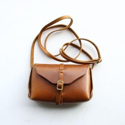 Tannis Hegan Long Strap Bag