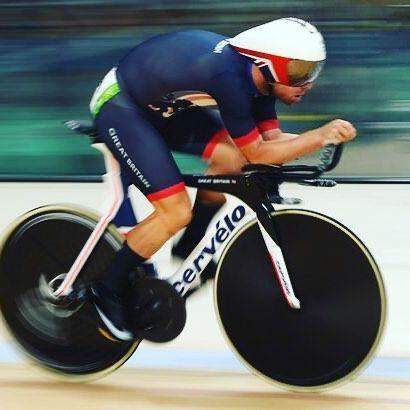 Mark Cavendish Omnium Rio Olympic Games 2016