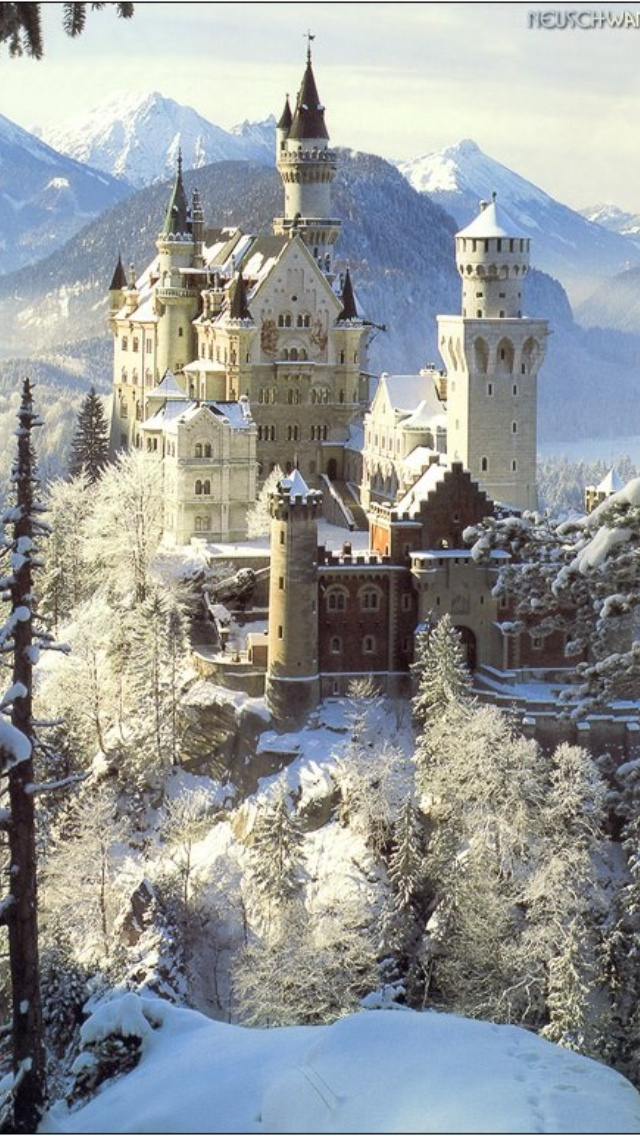 Visit and stay in a castle - this one is in Germany