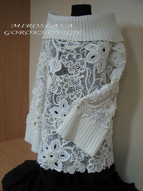 MIROSLAVA,crochet, via Flickr.