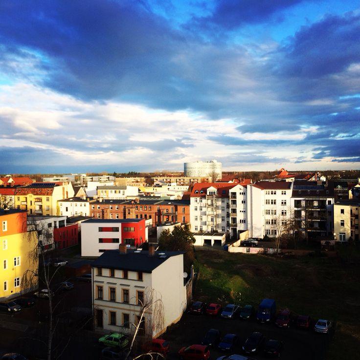 Cottbus, meine Stadt, mein Block...