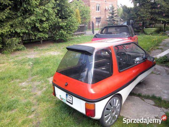 City El samochód elektryczny automatyczna Świętochłowice sprzedam