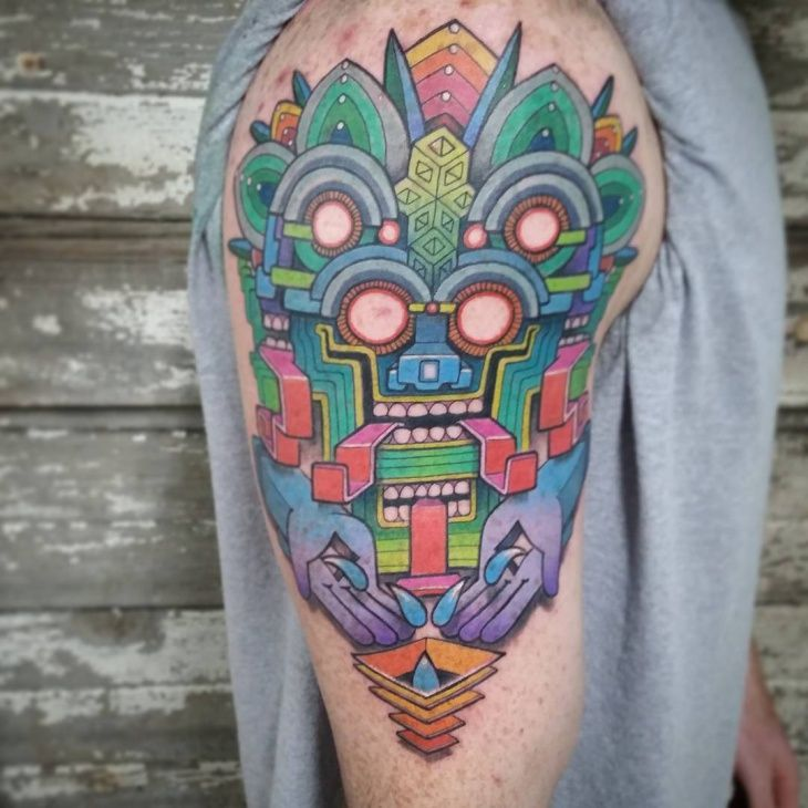 31 best Dark Psychedelic Tattoos images on Pinterest ...