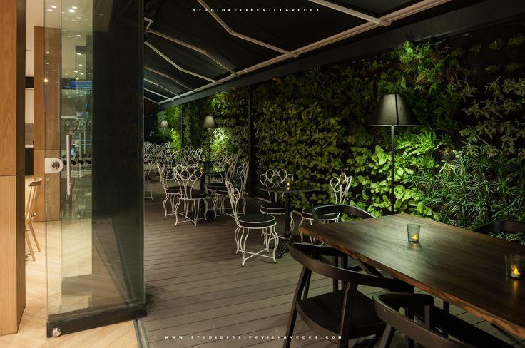 PICAFLOR AV. 19 RESTAURANT & BAKERY  STUDIO FELIPE VILLAVECES Design & Construction Bogotá - Colombia www.studiofelipevillaveces.com