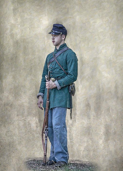 78+ images about American Civil War: 1861-1865 on ... Young Civil War Union Soldiers