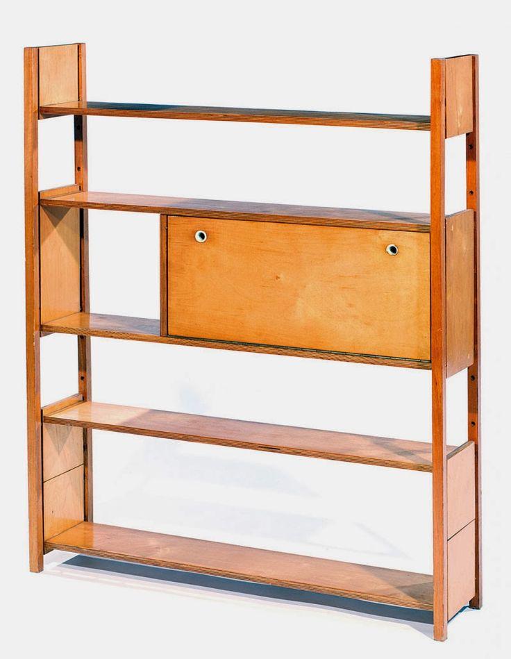 beech plywood shelves by bijnkorf