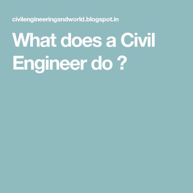 The 25+ best Civil engineering ideas on Pinterest World famous - memory design engineer sample resume