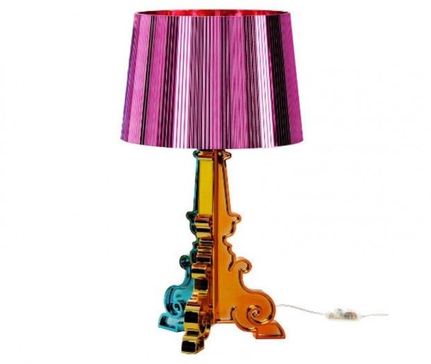 Bourgie desk Lamp | @OfficialMIDUK is trend. Bourgie arouses emotion and delight and attract admiring glances from everyone. This baroque lamp is a harmonious marriage of classic and modern, offers innovation, irony and luxury, the large display offers superb pleated effect. #woman #mens #home #fashion #style