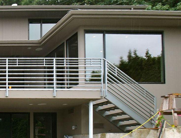 Exterior Handrail Designs Unique Design Decoration