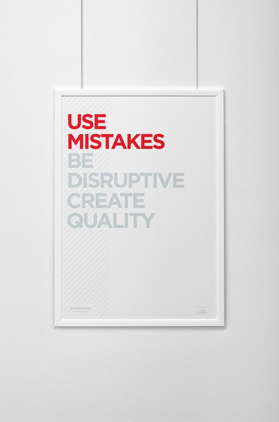 Use mistakes StartupZap.com | #motivational #inspirational #posters #quotes #business #startup
