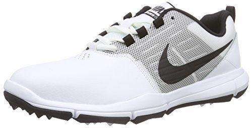 Nike Herren Explorer Lea Golfschuhe, Weiß (White / Black / Pure Platinum 100), 40 EU - http://on-line-kaufen.de/nike/40-eu-nike-herren-explorer-lea-golfschuhe-2