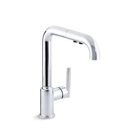 Purist® Primary Pull-Out Kitchen Faucet