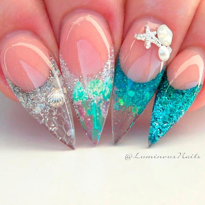 30 Best Stiletto Nails Designs Trends for You – nails