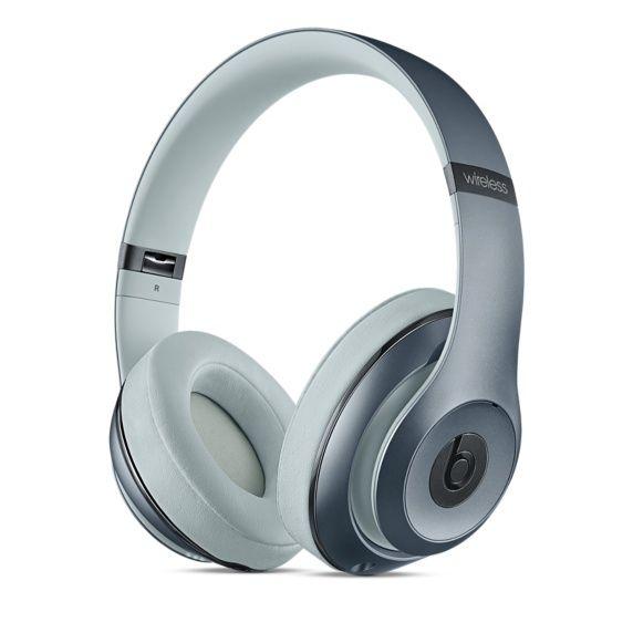 Beats Studio Wireless Over-Ear Black Headphones - Apple