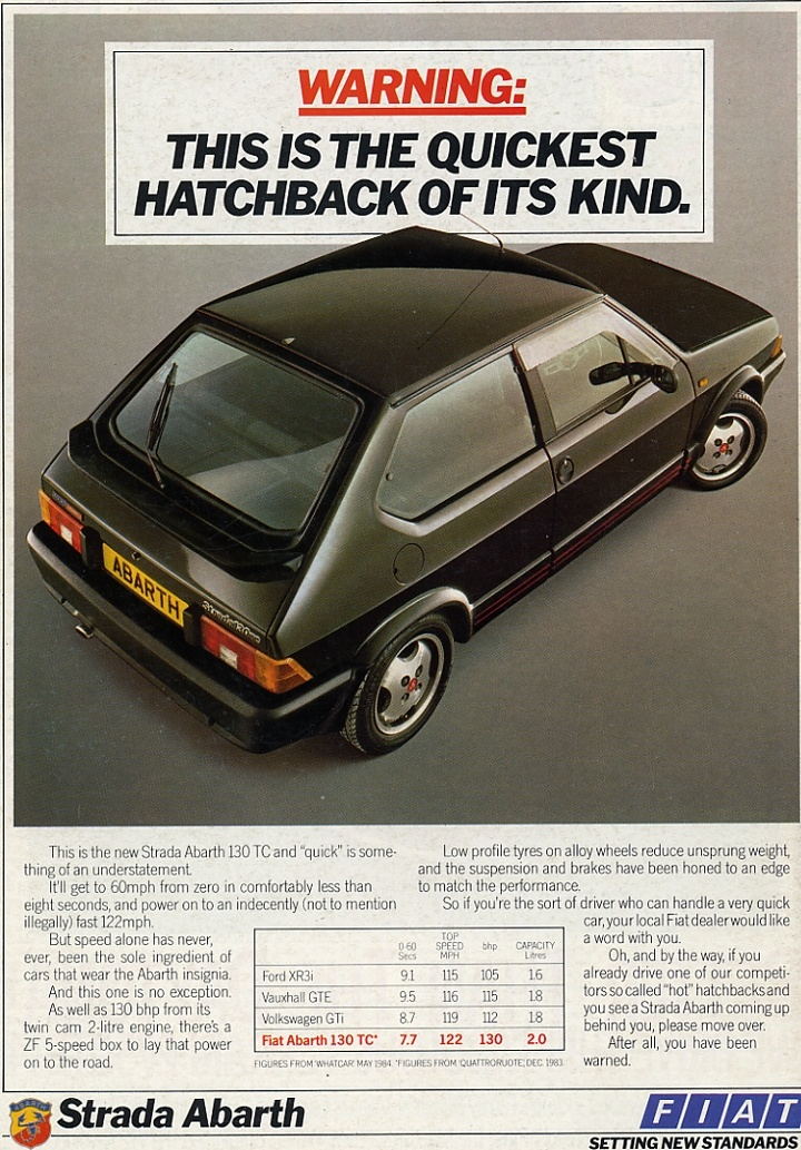 17 Best Images About Fiat Strada Abarth On Pinterest Ibm