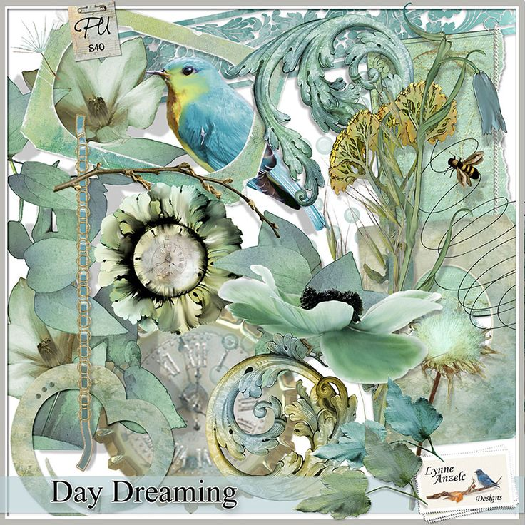 Day Dreaming by Lynne Anzelc Designs