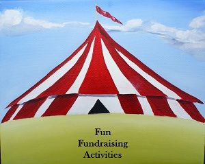 A list of fundraising activities for small groups, non-profit organizations or individuals. These activities can easily be done with a few volunteers to help coordinate your fundraising event.