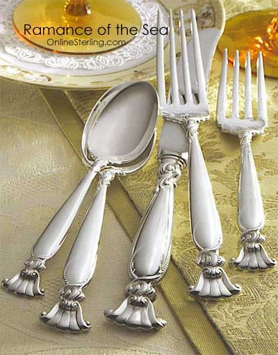 Best flatware patterns images on pinterest