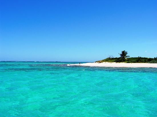 Prickly Pear Island, Anguilla, been here and YES it really looks like this!