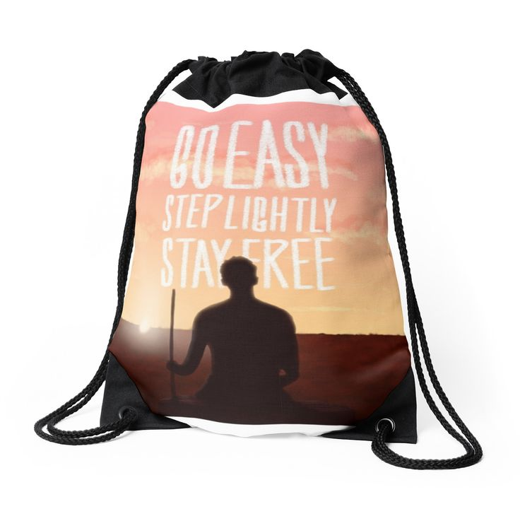 """Stay Free"" #Preacher #Fanart #Cassidy #ProinsiasCassidy #DrawstringBag"