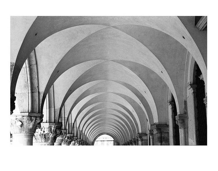 Saint Mark's Basilica, Venice, Italy, Signed Print