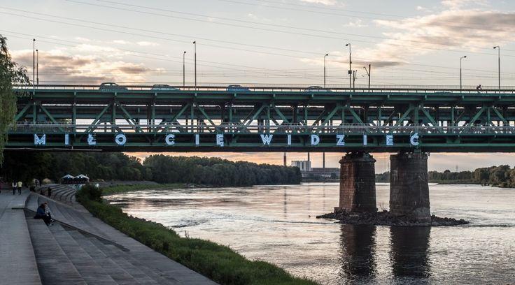 Nowy Neon : Miło Cię Widzieć | Most Gdański