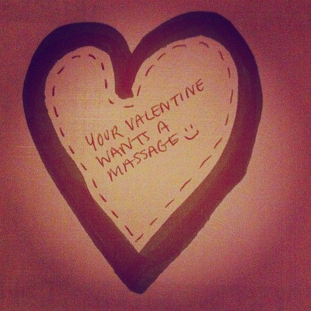 """23 best valentine""""s day massage images on pinterest   massage, Ideas"""